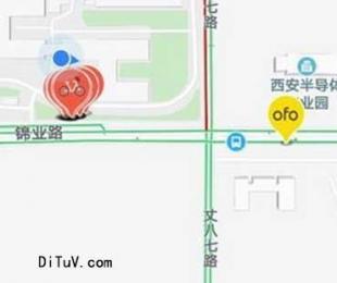 百度地图标注app解锁ofo小黄车/摩拜单车教程